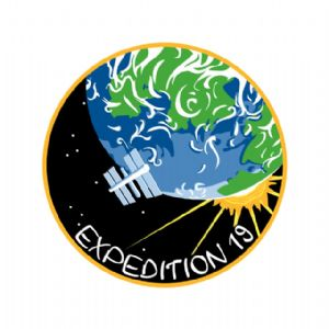 International Space Station Expedition 19 Patch